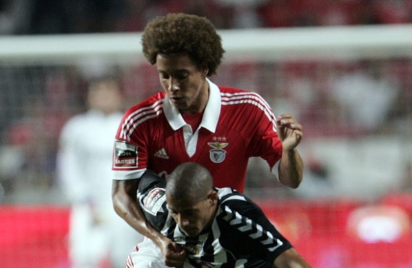 Zenith does not stop: Took Witzel from Benfica and goes for Nani