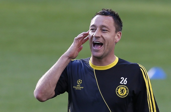 John Terry will be defend himself to FA next week