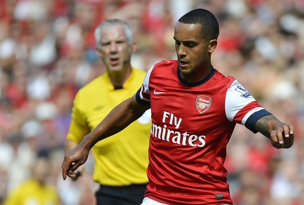 Walcott: I want to become a legend at Arsenal