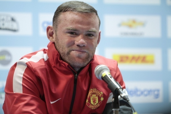 Rooney ready for the match against Newcastle