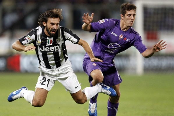 Juventus lost the first points against Fiorentina in poor game