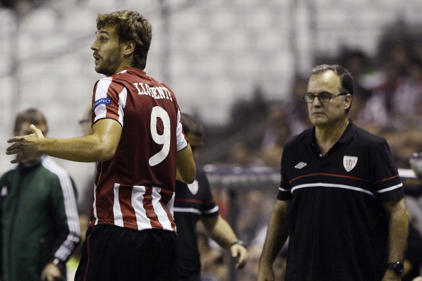 Scandal in Athletic Bilbao, Llorente kicked out of the team's training