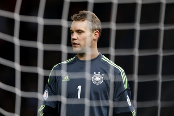 Neuer option for Real Madrid