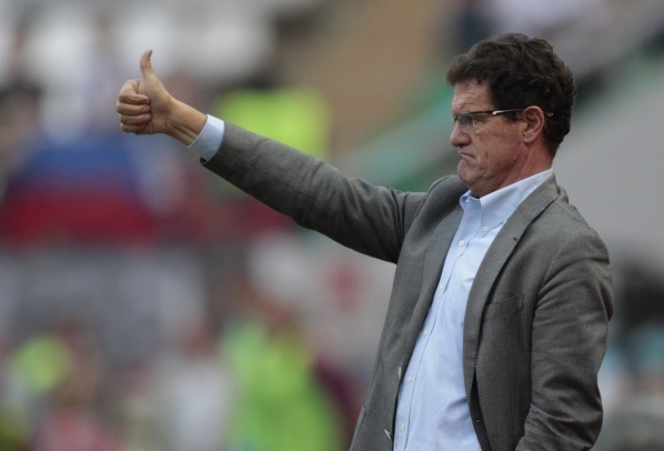 Capello called player from the second team of Real Madrid in the Russian national