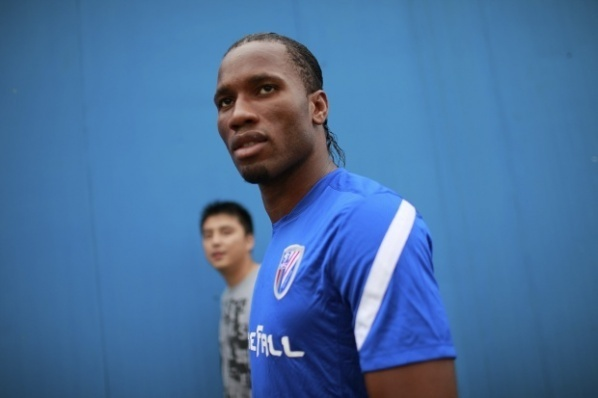Didier Drogba is the greatest player in the history of Chelsea