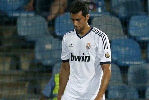 Arbeloa back in action