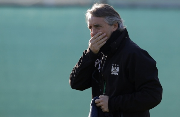 Mancini: I believe in my team