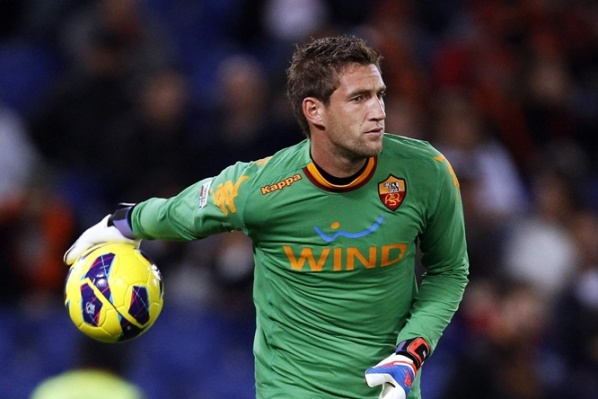 Stekelenburg ready for the derby against Lazio