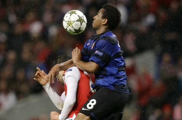 Braga - Manchester United interrupted for about 10 minutes