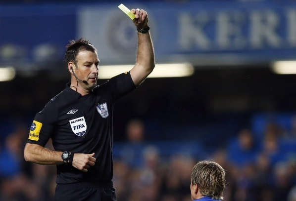 Scotland Yard stopped the investigation against Mark Clattenburg