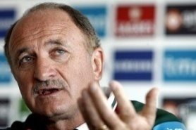 Scolari: Neymar can overshadow Messi and Ronaldo