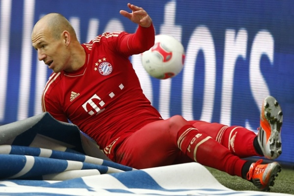 Robben: I want at Bayern until the end my career