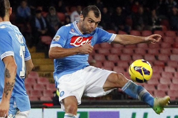 Goran Pandev out of the derby with AC Milan