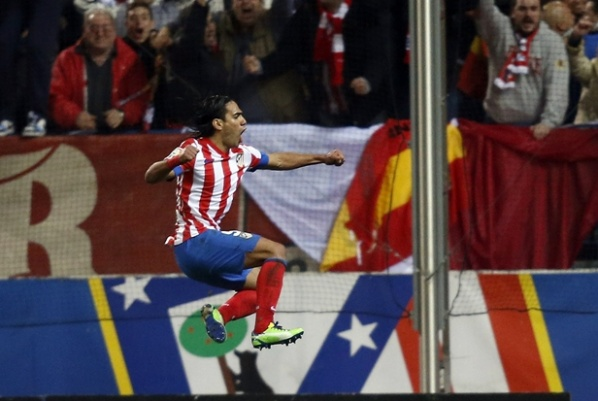 Atletico Madrid with a convincing victory, three red cards for Seville