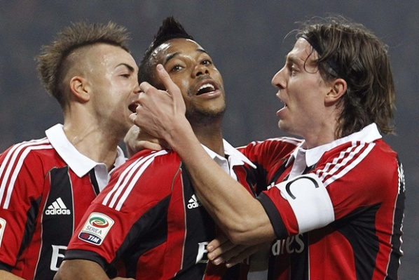 Galliani: Robinho remains in Milan