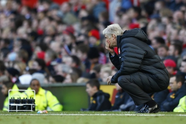 Arsenal give to Wenger 40 million pounds for winter transfers