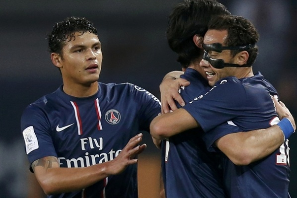 Thiago Silva: PSG is still not fearsome like Milan