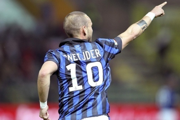 Sneijder said: I will not sign