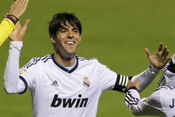LA Galaxy wants Kaka as replacement of Beckham