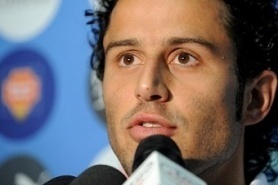 Fabio Grosso finished with football
