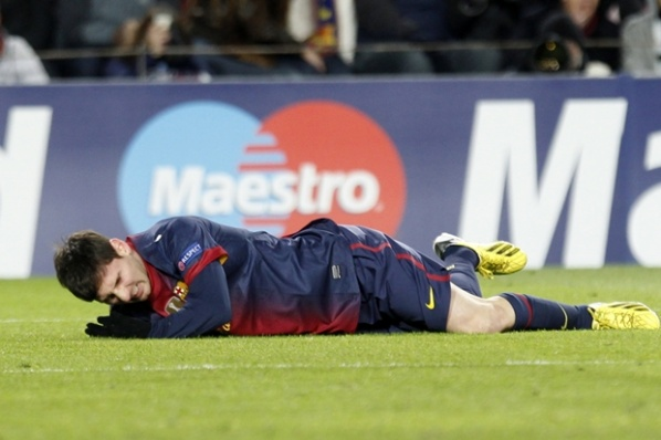 Messi: I thought the worst