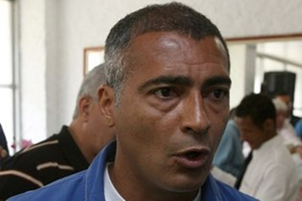 Romario requested an investigation against the Brazilian Football Federation