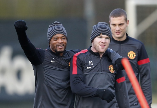 PSG want Patrice Evra from United