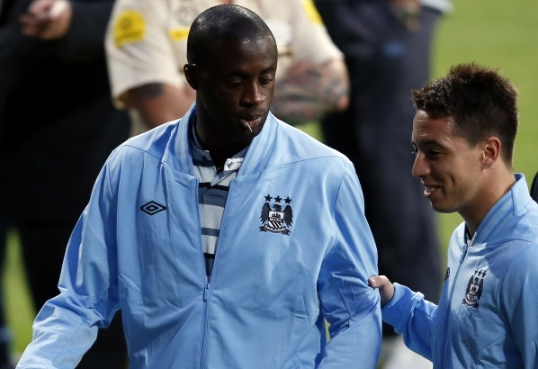 Yaya Toure: We haven`t lost the title