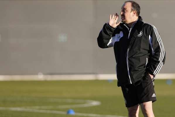 Benitez: We have a great opportunity to finish the year with a trophy