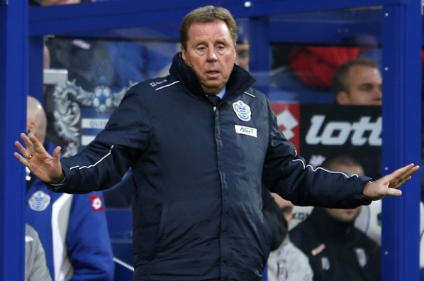 Harry Redknapp wants more money for transfers