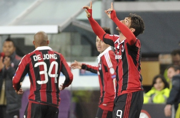 Pato leaving AC Milan together with Robinho?
