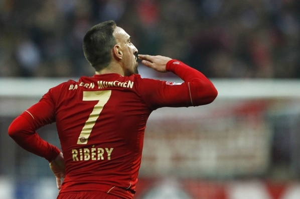 Bayern began negotiations for extension of the contract of Ribery