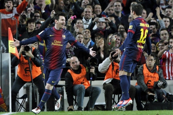 Messi calmed Barca, remains until 2018, Xavi and Puyol - until 2016