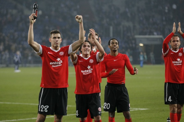 Schalke out for the Cup, the third division Kickers Offenbach discarded the Fortuna