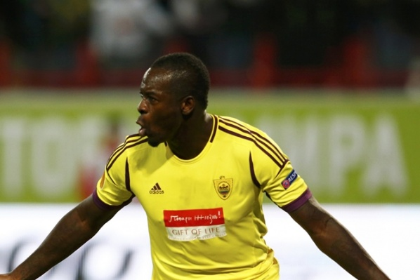 Christopher Samba: Zenit fans are racist