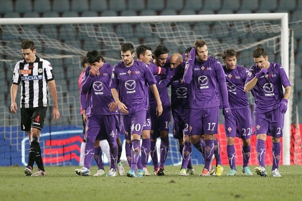 Fiorentina threw Udinese of the Italian Cup