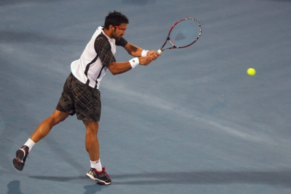 Tipsarevic won the tournament in Chennai