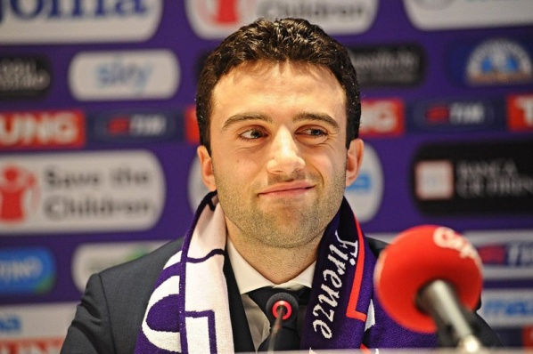Rossi is happy with the transfer to Fiorentina