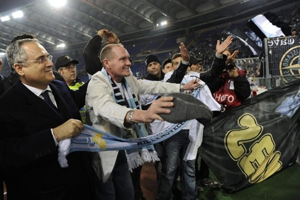 UEFA launched an investigation against Lazio and Tottenham