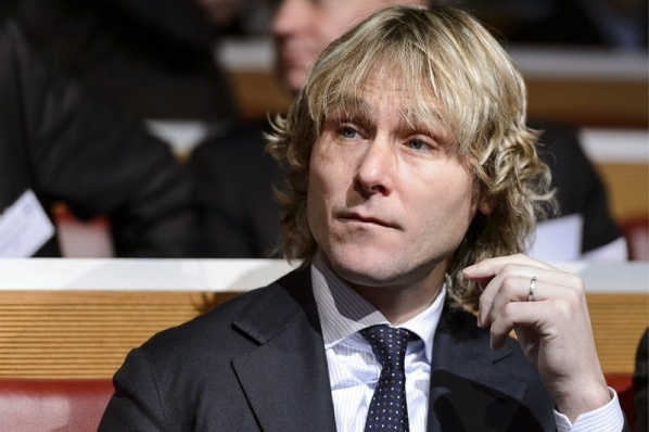 Nedved punished by the end of January