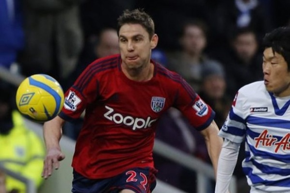 West Brom lost Gera until the end of the season