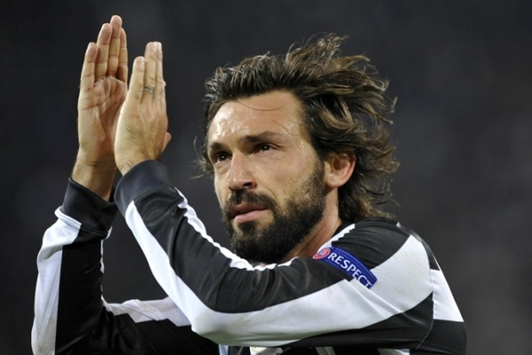 Pirlo: Lampard is welcome at Juventus