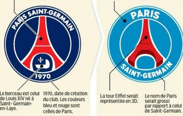 PSG will change the logo, Leonardo supports the decision