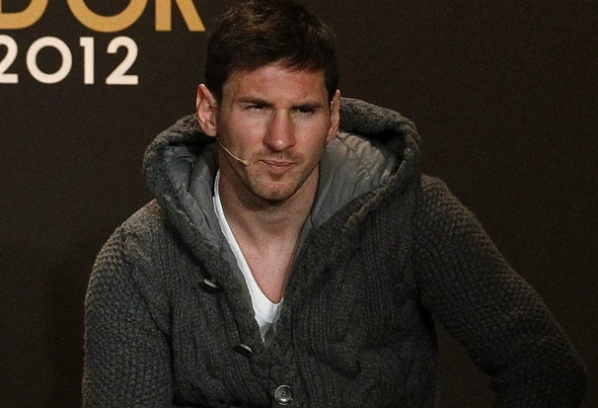 Messi: Don't count Madrid out