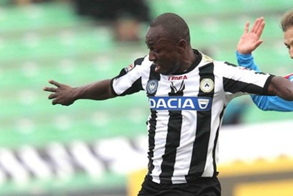Napoli attract Colombian national from Udinese