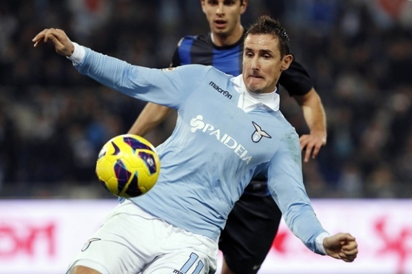 Klose better than Messi and Falcao