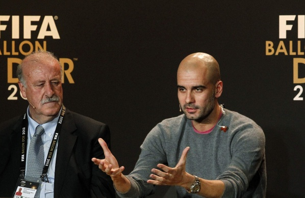 Bayern Munich denied for Josep Guardiola