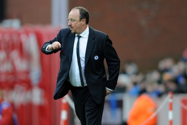 Benitez after another offshoot: In 2:0 I ordered to seek third goal