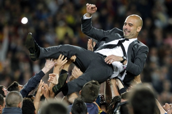 Guardiola: I will try to do what I did with Barcelona