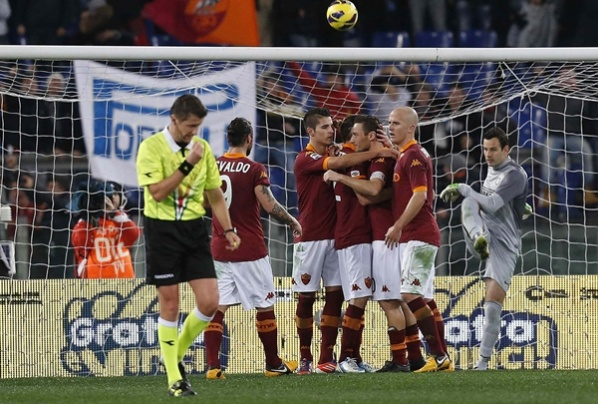 Roma and Inter didn't broadcast a winner in the derby in Serie A